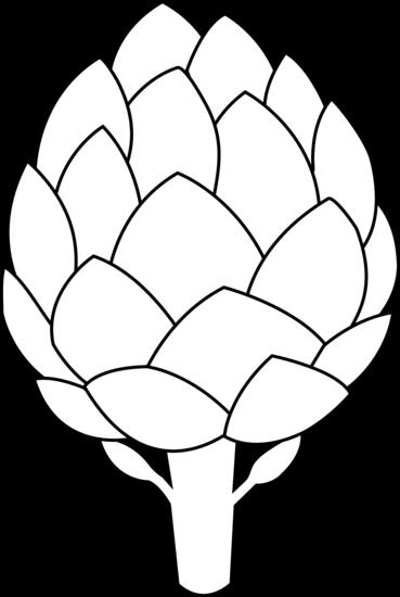 Artichoke Clipart