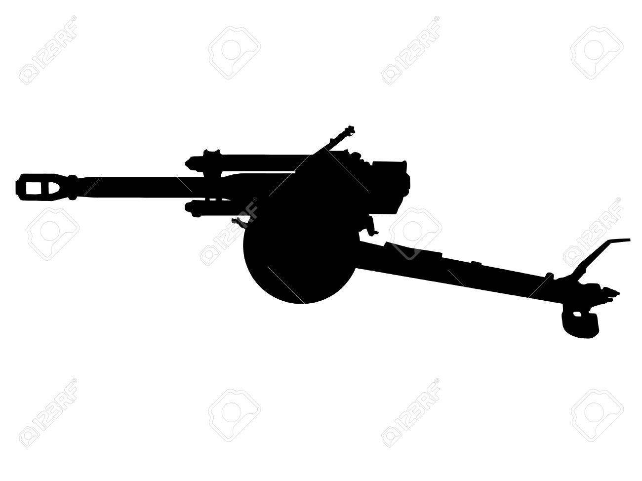 artillery clipart