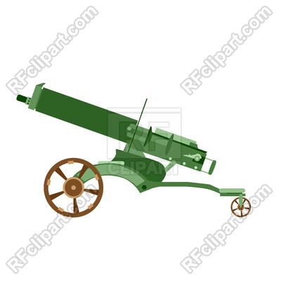 Cannon artillery gun, 188176, download royalty-free vector vector image ClipartLook.com