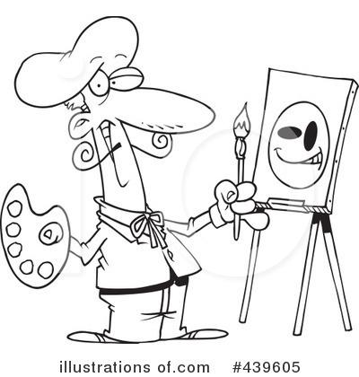 artist clipart-artist clipart-17