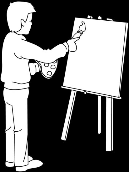 artist clipart-artist clipart-16
