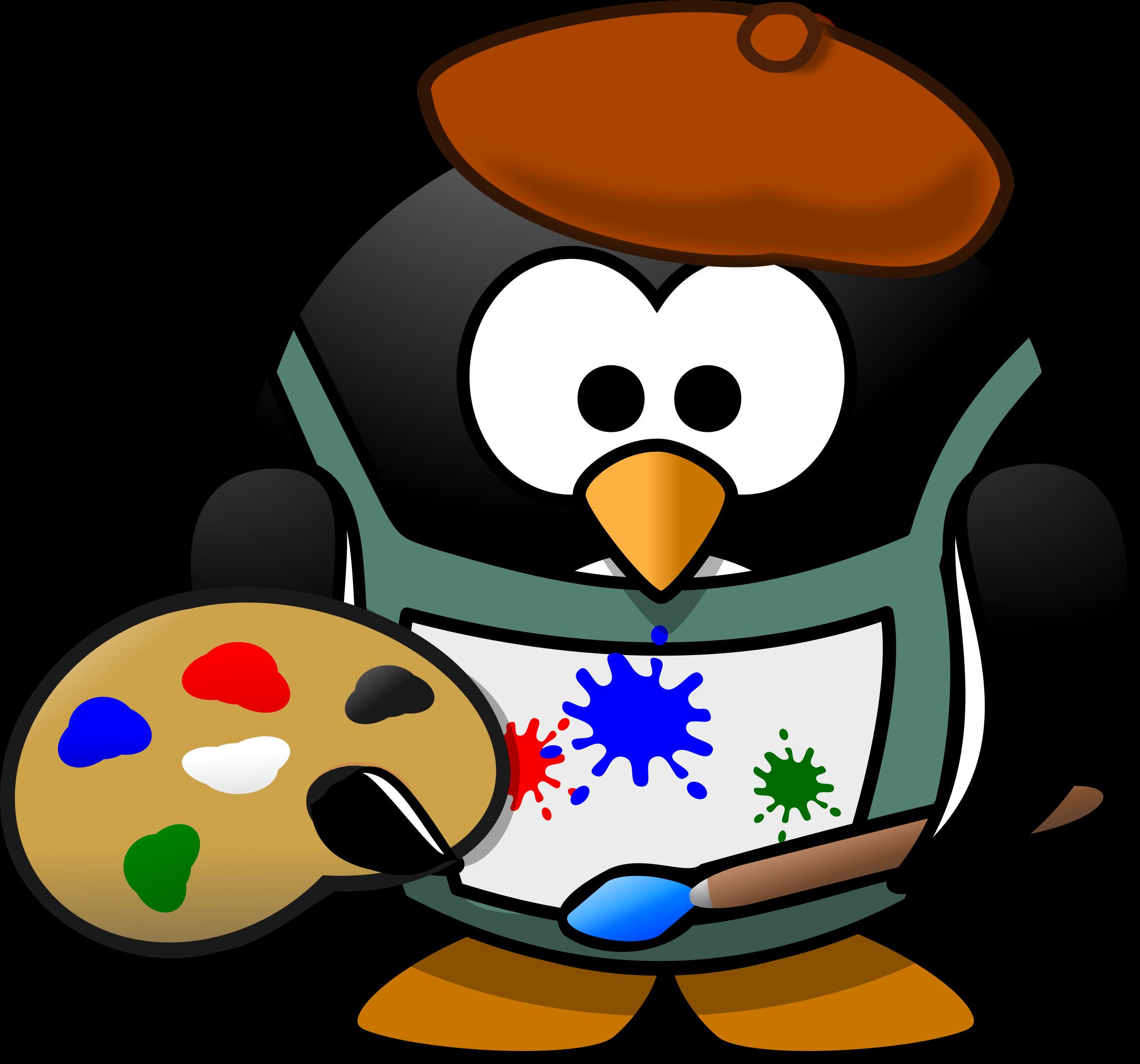 Artist Clip Art-Artist Clip Art-7