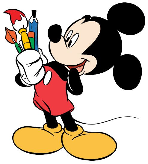 Artist Mickey Mouse Clipart | Clipart Pa-Artist Mickey Mouse Clipart | Clipart Panda - Free Clipart Images-6