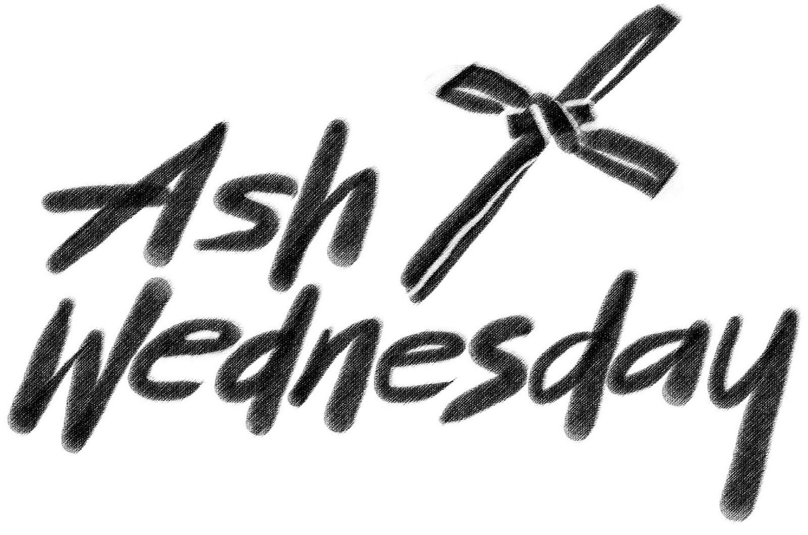 Ash Wednesday clipart-Ash Wednesday clipart-0