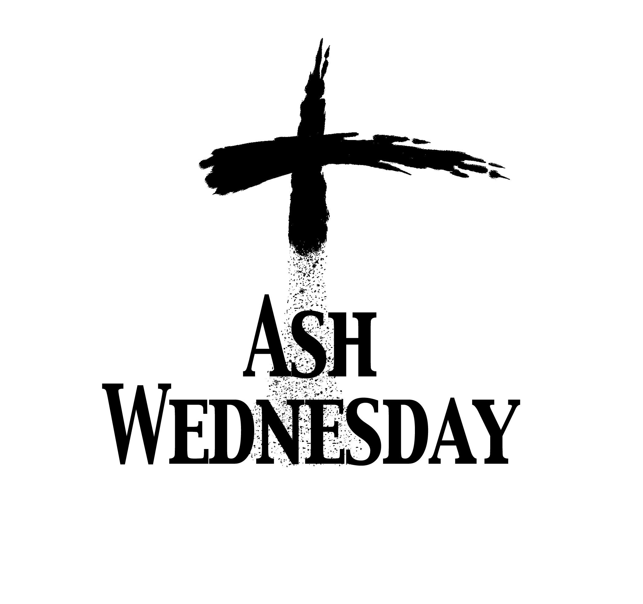 Ash Wednesday clipart-Ash Wednesday clipart-1
