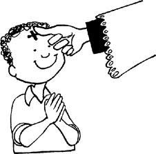 ash wednesday clipart .