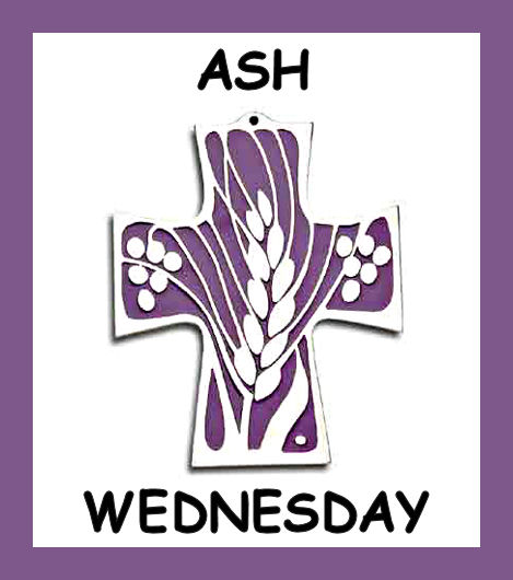 Ash Wednesday Cross Picture
