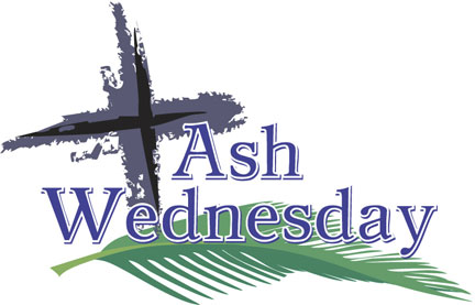 Ash Wednesday Liturgy Notes V - Ash Wednesday Clipart