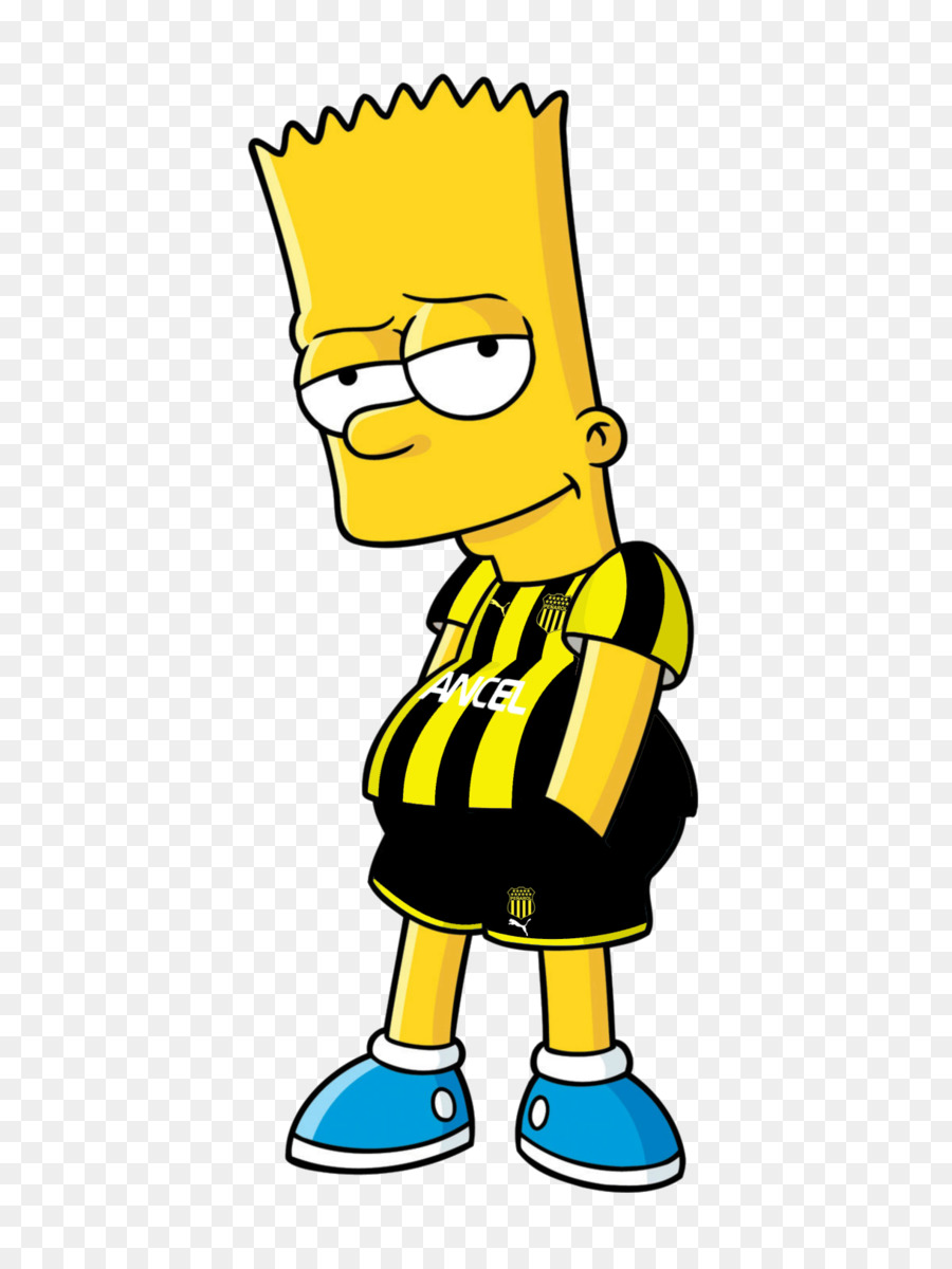 Bart Simpson Homer Simpson Character Clip art - ashlee simpson