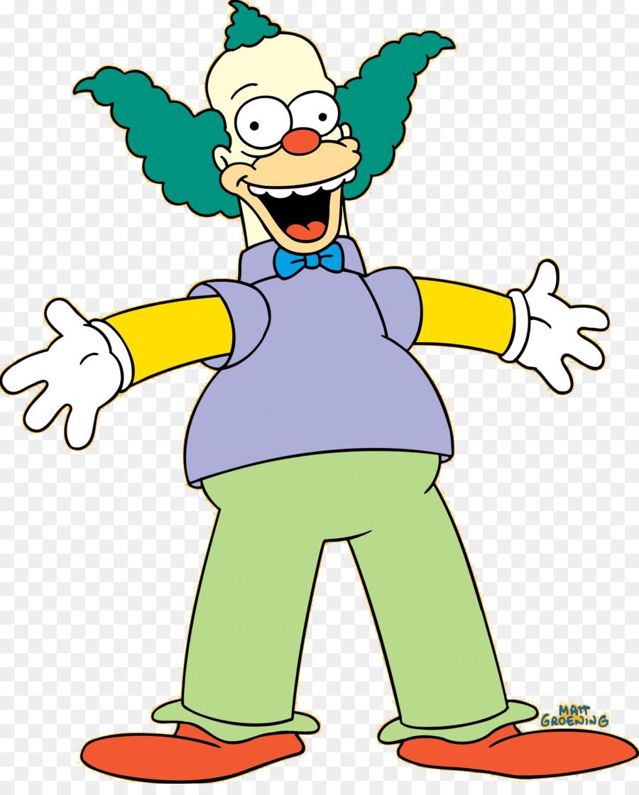 Krusty the Clown Bart Simpson Lisa Simpson Grampa Simpson Sideshow Bob - ashlee  simpson