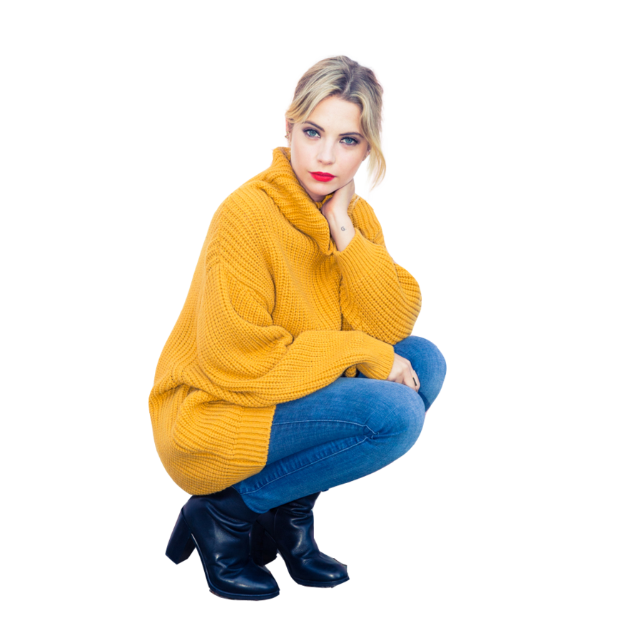 Ashley Benson Png by emmagarf