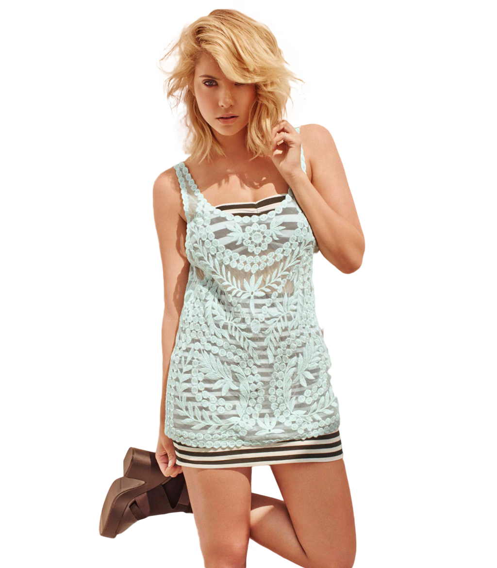 Ashley Benson PNG Transparent Image
