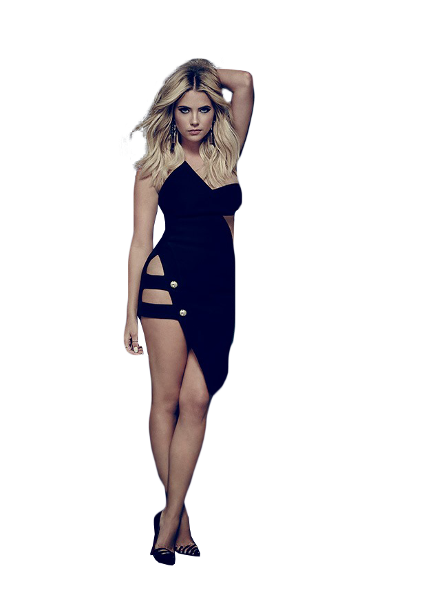 confidentpngs 58 0 PNG - Pret - Ashley Benson Clipart