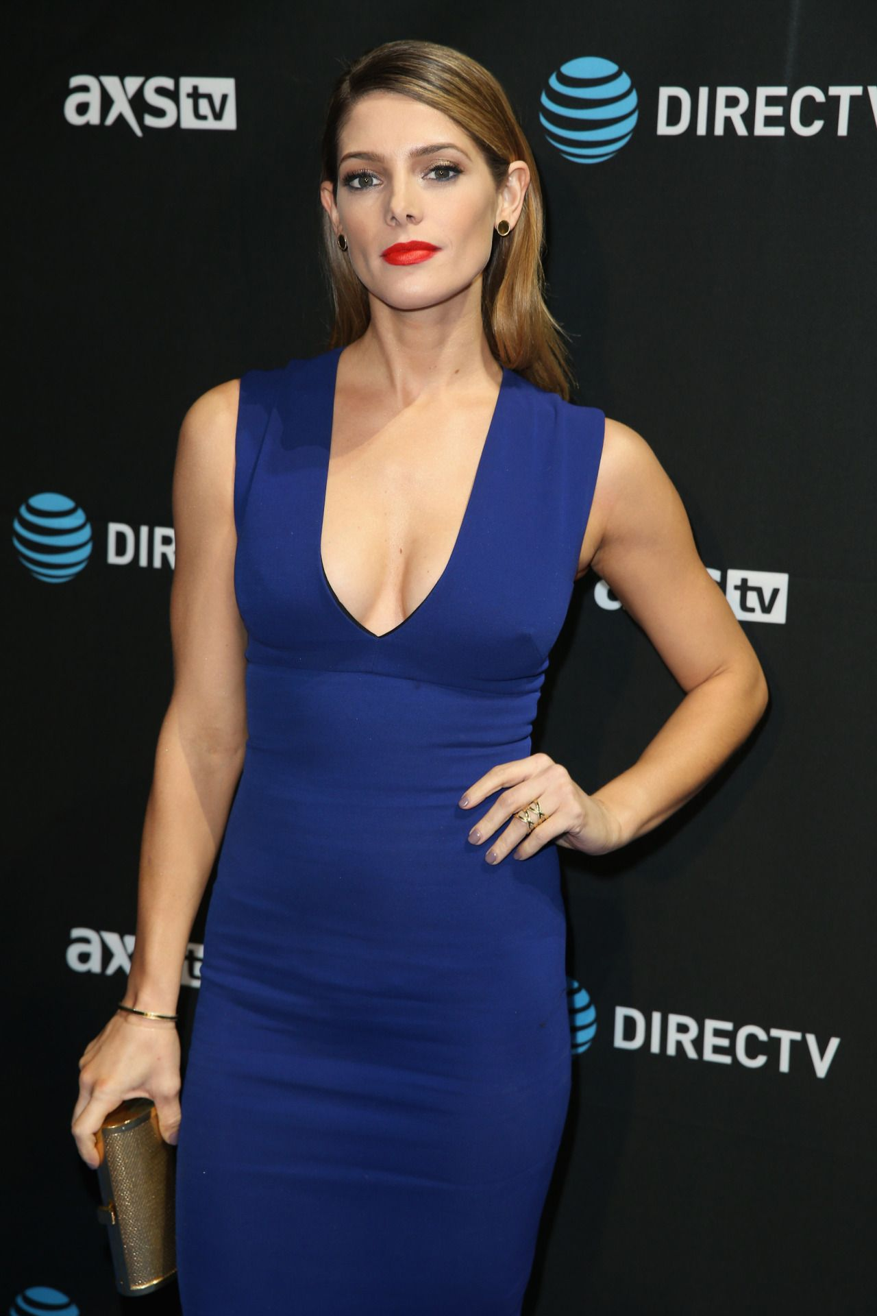 Ashley Greene - 2016/02 DirecTV Super Saturday Night in San Francisco, 02/