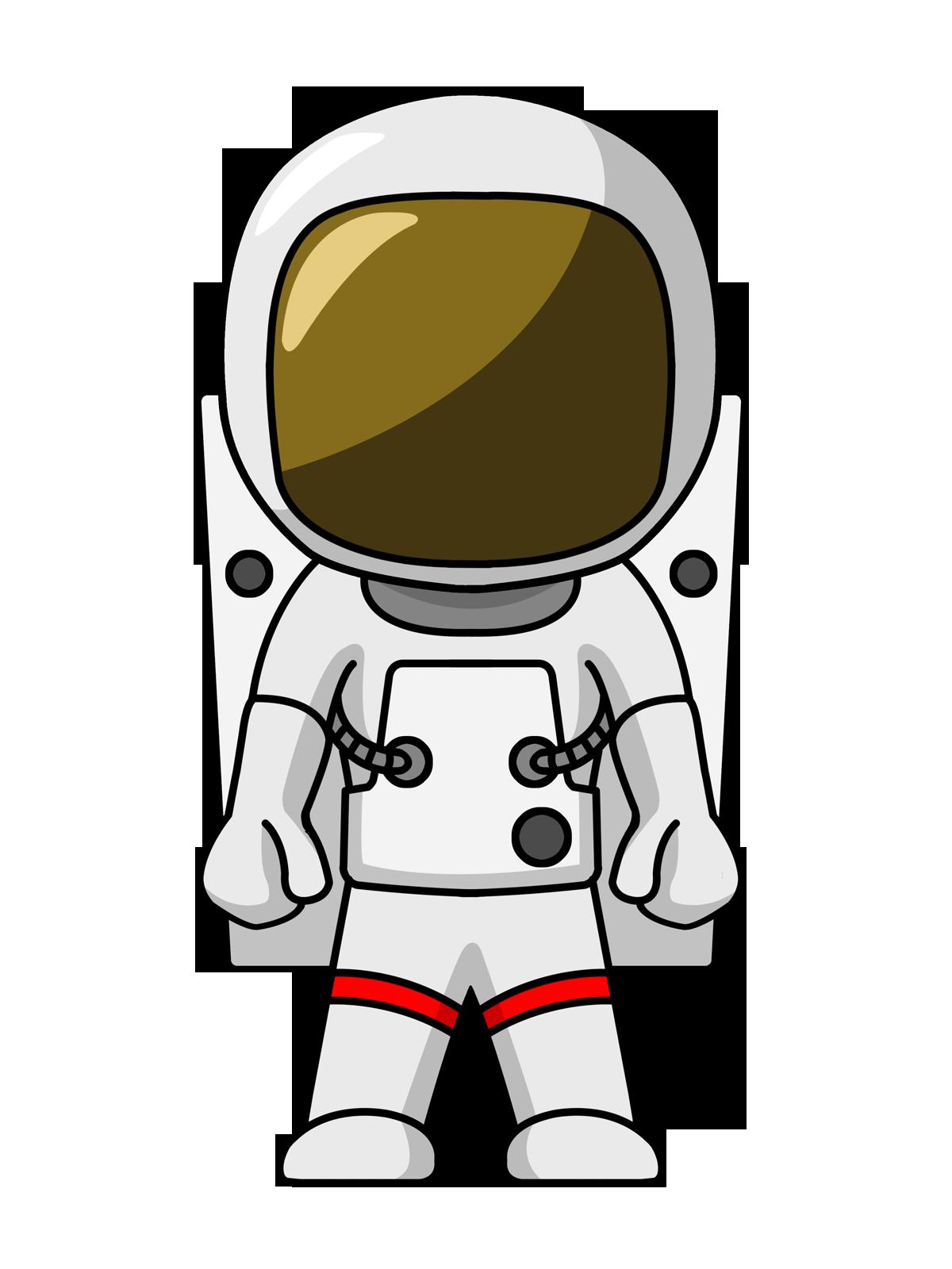 Astronaut Clip Art-Astronaut Clip Art-0