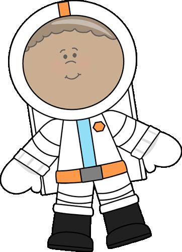 Astronaut Clip Art-Astronaut Clip Art-1