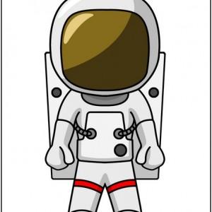 Astronaut Clip Art Clipart Image-Astronaut clip art clipart image-7