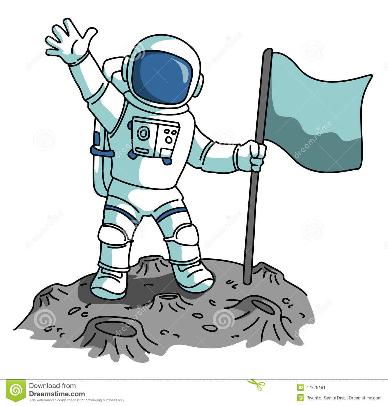 Astronaut Clipart .-Astronaut Clipart .-19