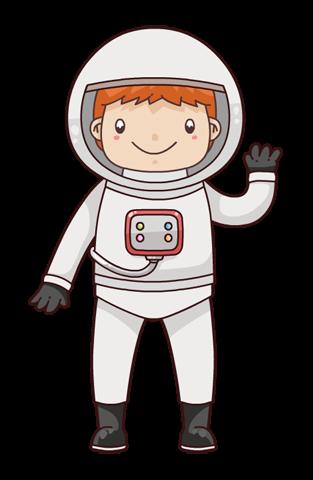 Astronaut Clipart Free-Astronaut Clipart Free-8
