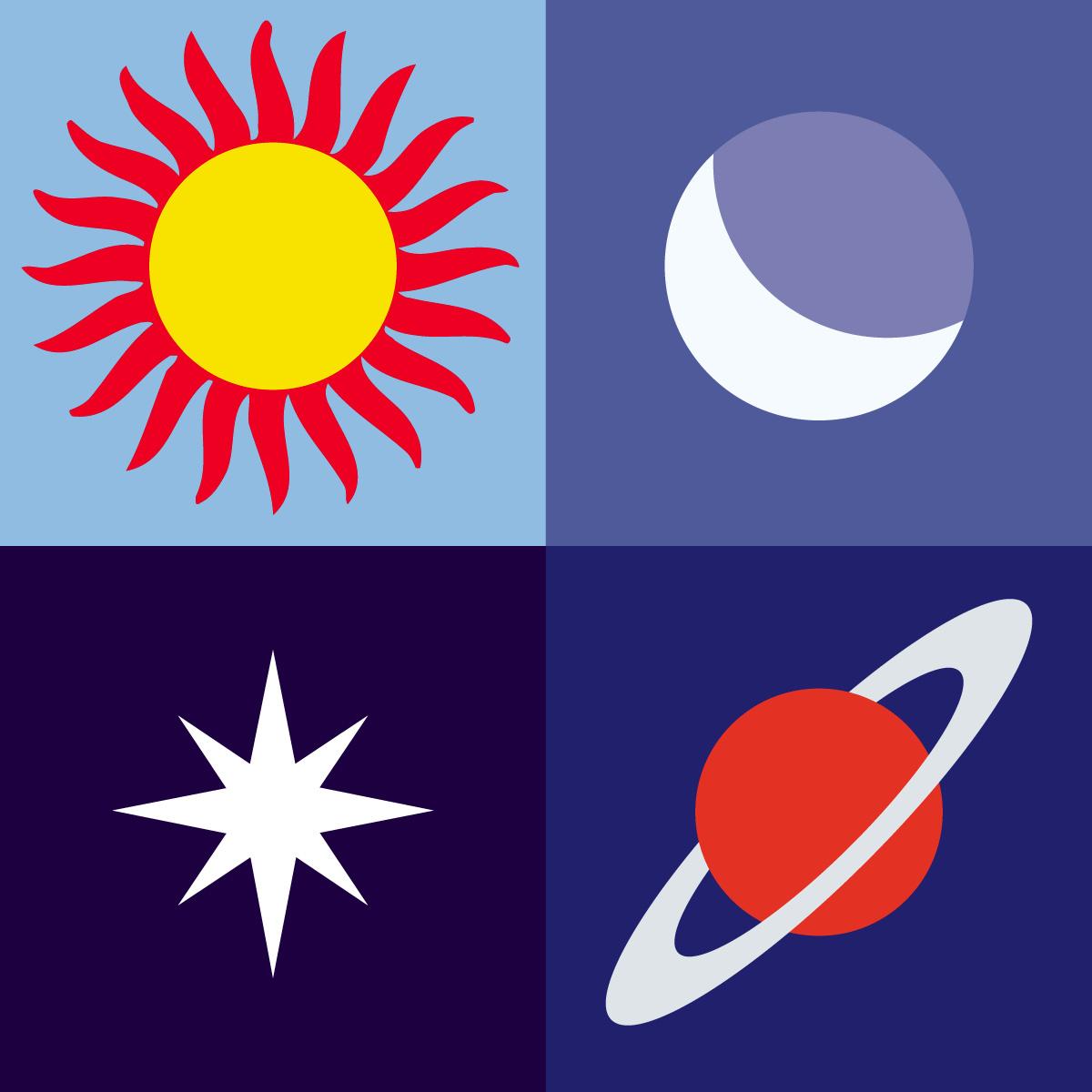 Astronomy clipart
