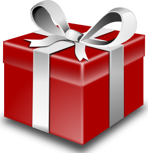 Clipart Gift