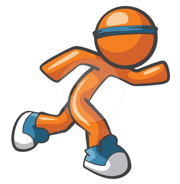 athlete clipart