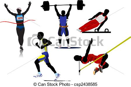 Athletic Clip Art-Athletic Clip Art-8