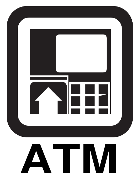 ATM Clipart