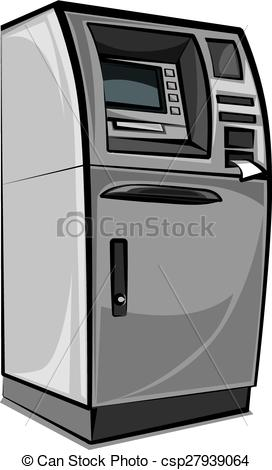atm machine - csp27939064 - Atm Clipart