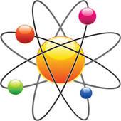 Atom u0026middot; vector atom - Atom Clipart