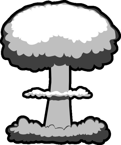 Atomic Bomb Clipart. Atomic Bomb Black A-Atomic Bomb Clipart. Atomic Bomb Black And White .-6