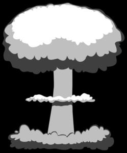 ... Atomic Bomb - Clipartix; Nuclear Exp-... atomic bomb - Clipartix; Nuclear Explosion Clip Art - vector clip art online .. ...-10