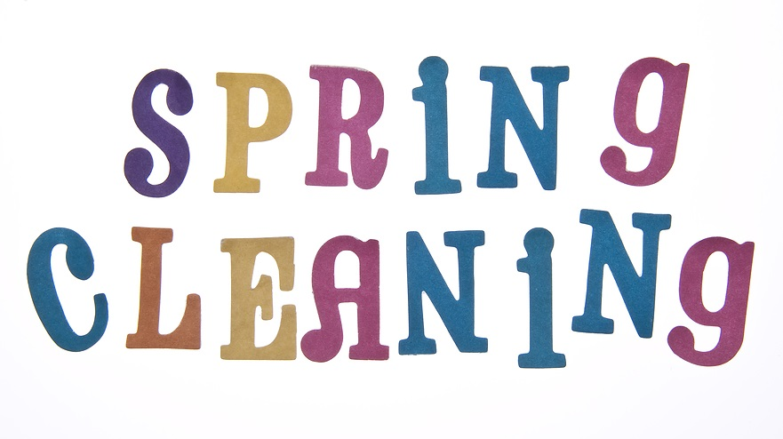 Spring Cleaning Clipart