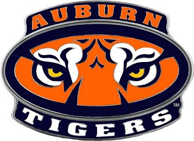Auburn Football Clipart