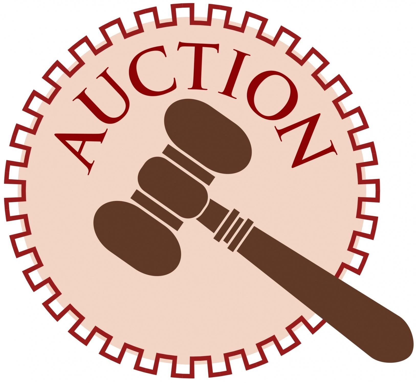 Auction Clipart