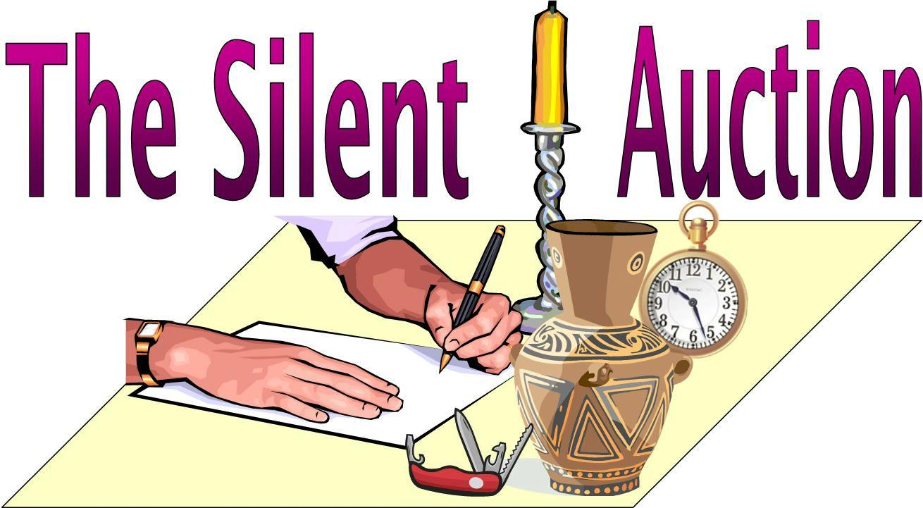 Auction Clipart Silent .