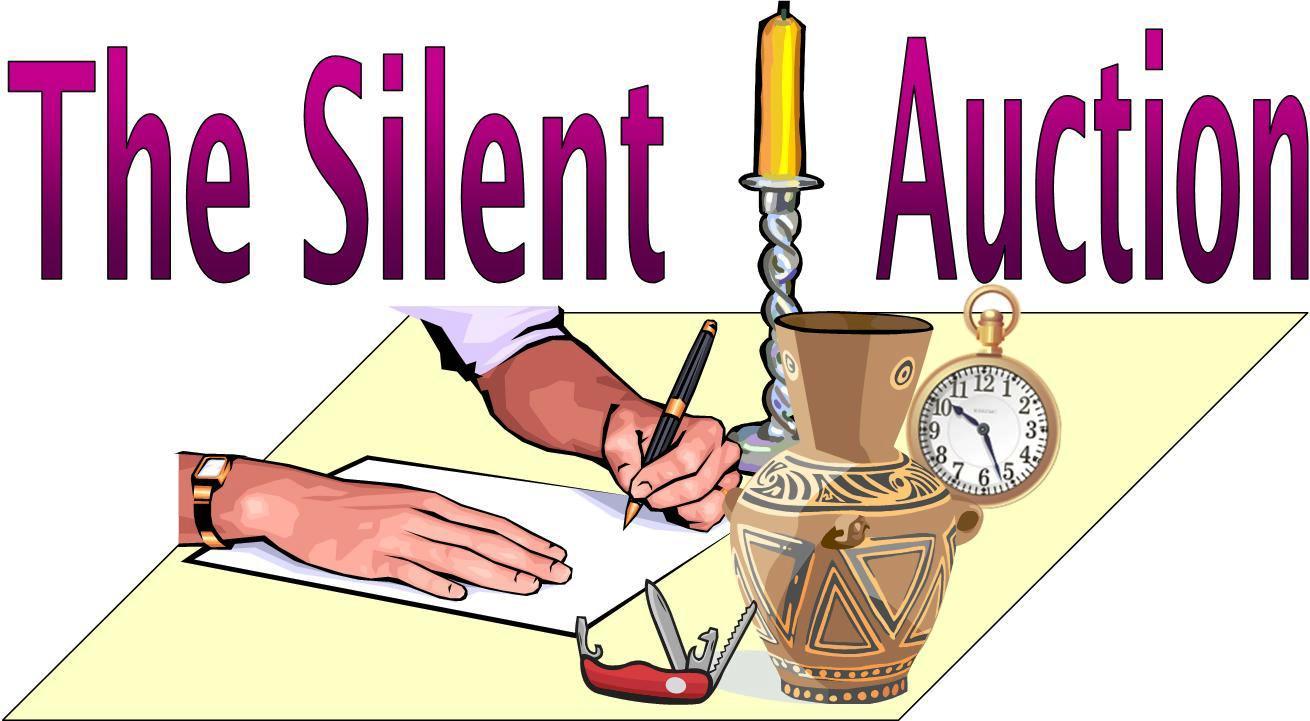 Auction Clipart Silent .