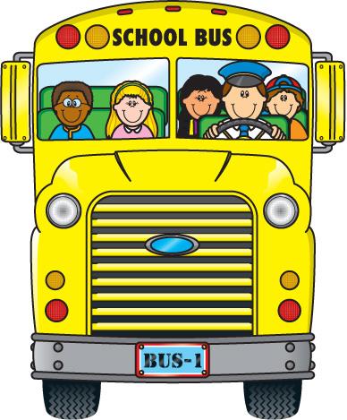 Clipart School Bus