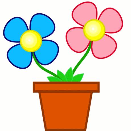 august clipart u0026middot; clipart flower