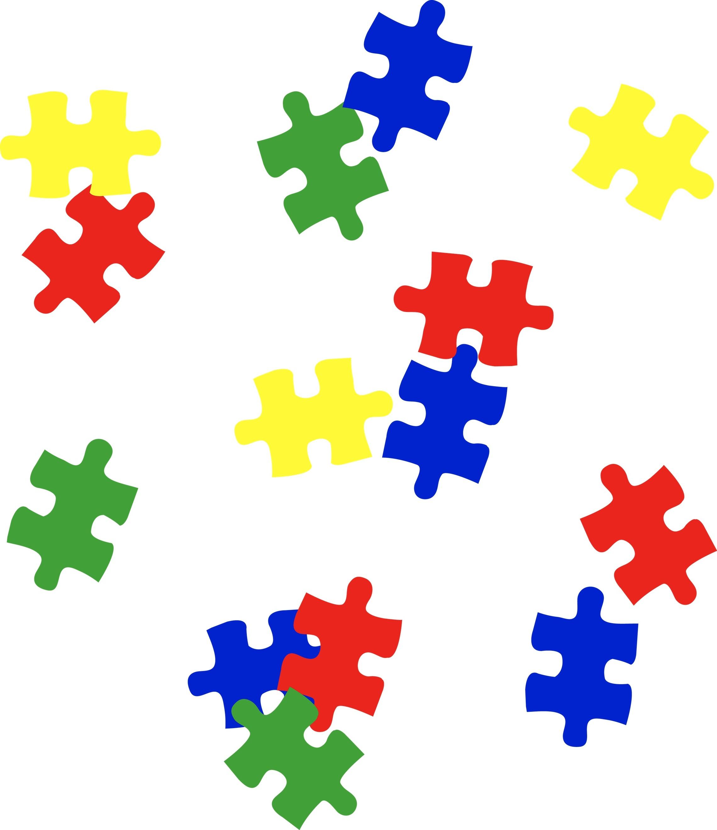 ... Autism Puzzle Piece Clip Art ...-... Autism puzzle piece clip art ...-16