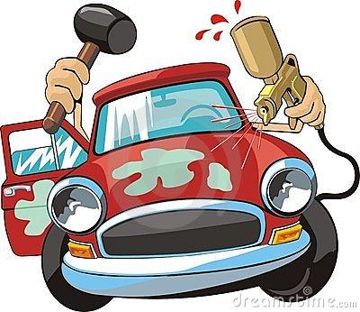 ... auto body repair clipart free clipartall ...