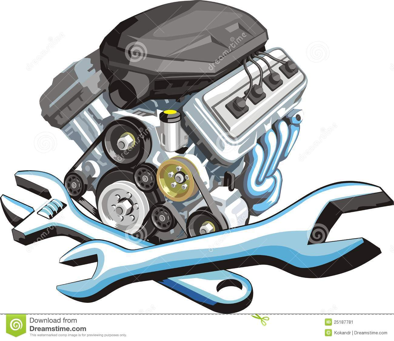 Engine Clip Art