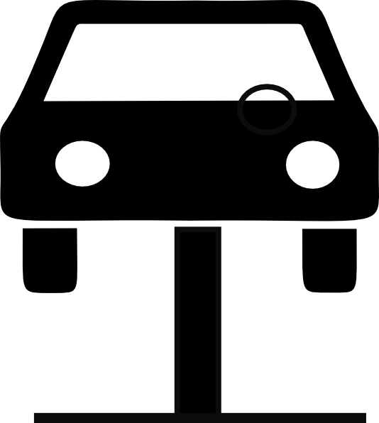Auto Repair Lift Clipart Clip Art At Clker Com Vector Clip Art