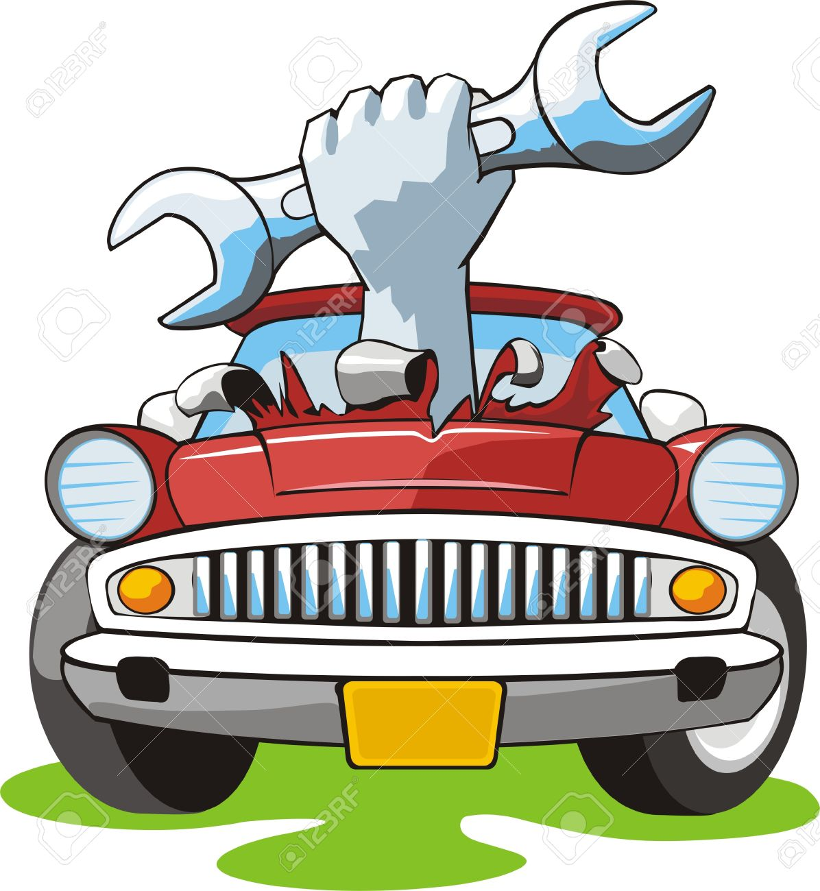 Auto Tools Clipart And Stock Illustrations 2 179