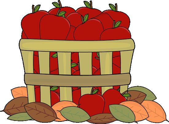 Autumn Apples - Fall Clip Art