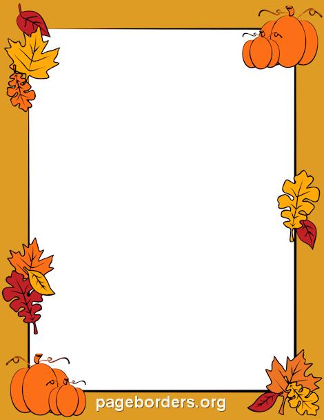 Autumn Border-Autumn Border-1