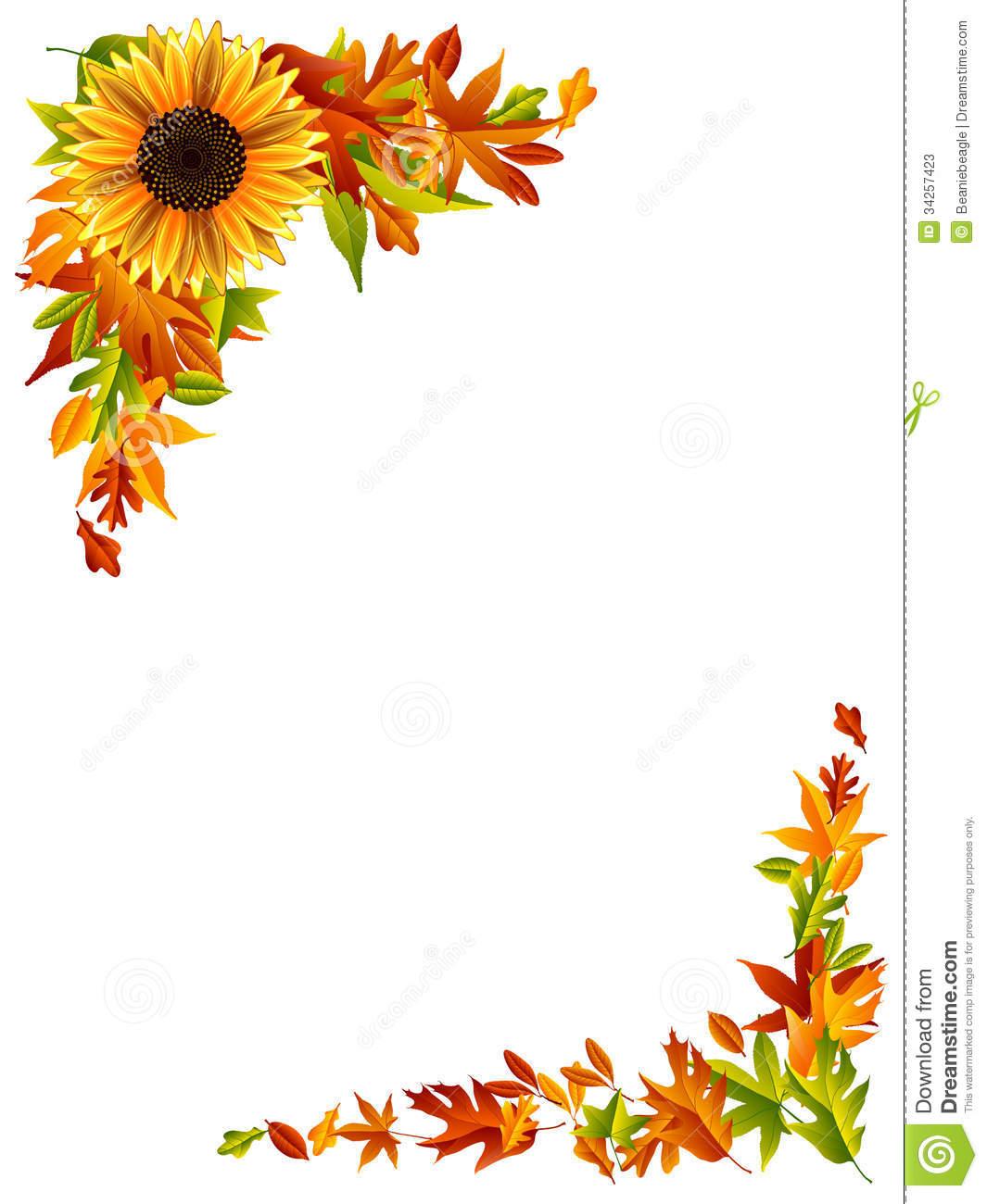 Autumn Clip Art. Resolution 1065x1300 . -Autumn Clip Art. Resolution 1065x1300 . Resolution 1065x1300 . Free Thanksgiving Borders And Frames ...-1
