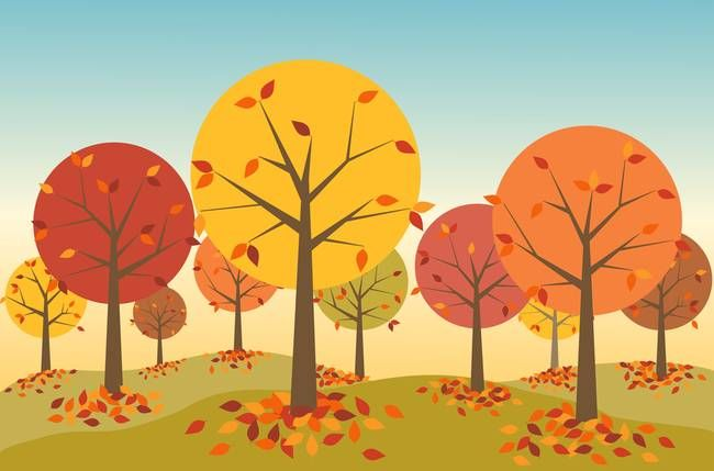 Printable Fall Scenes Fall Clipart Autum-Printable Fall Scenes fall clipart autumn scene pencil and in color fall  clipart nfl coloring pages-15