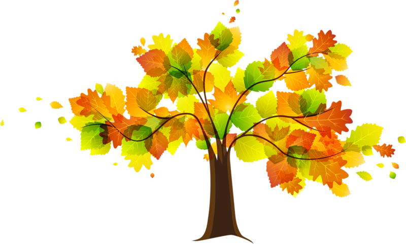 Autumn Fall Leaves Clipart Free Clipart -Autumn fall leaves clipart free clipart images 4 clipartcow-4