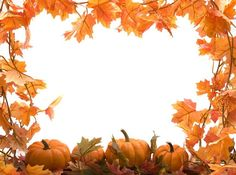 Autumn leaves, Autumn and . - Free Thanksgiving Clip Art